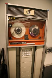 Is it time for magnetic tape to come back as a storage option?