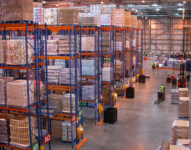 Grocery Store CIOs are using technology to manage the food-supply chain
